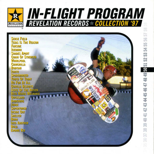 Various  In-Flight Program - Revelation Records Collection '97 Vinyl