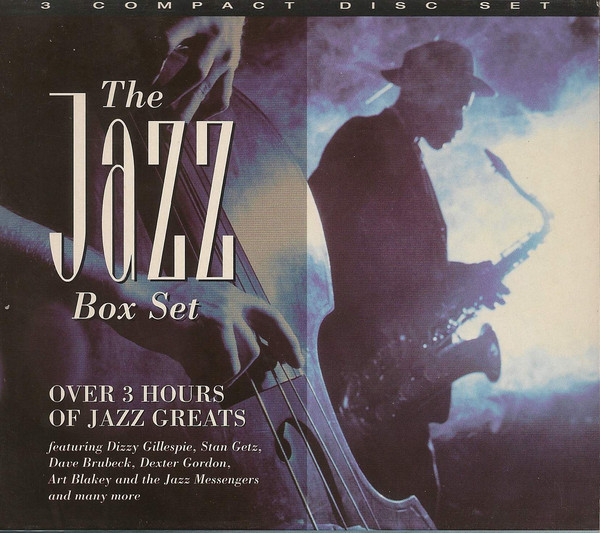 Various The Jazz Box Set