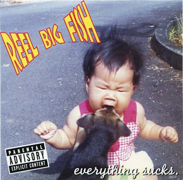 Reel Big Fish Everything Sucks CD