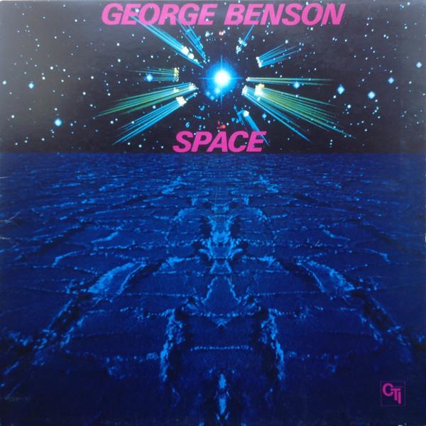 George Benson Space Vinyl