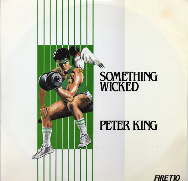 King, Peter Something Wicked Vinyl