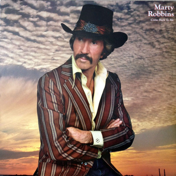 Robbins, Marty Come Back To Me  Vinyl