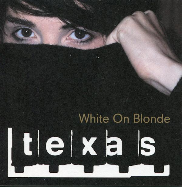 Texas White On Blonde CD