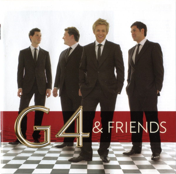 G4 G4 & Friends CD