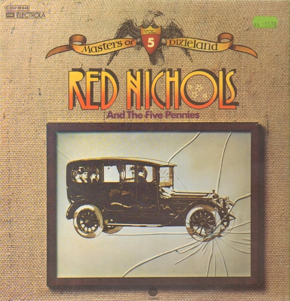 Nichols, Red Masters Of Dixieland Vol. 5 Vinyl