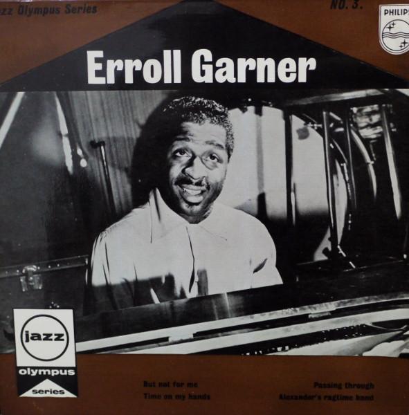 Garner, Erroll Erroll Garner Vol.3