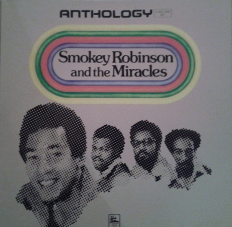 Smokey Robinson And The Miracles Anthology Vinyl