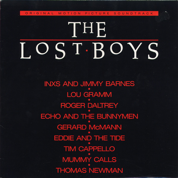 Various Artists The Lost Boys