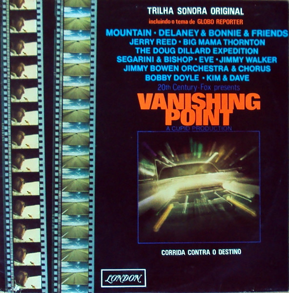 Various Vanishing Point (Trilha Sonora Original)  Vinyl