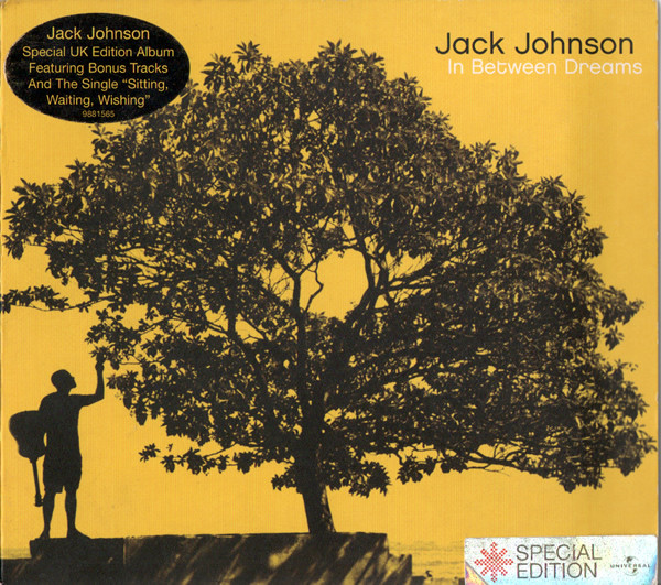 Johnson, Jack In Between Dreams
