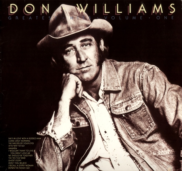 Williams, Don Greatest Hits Volume One