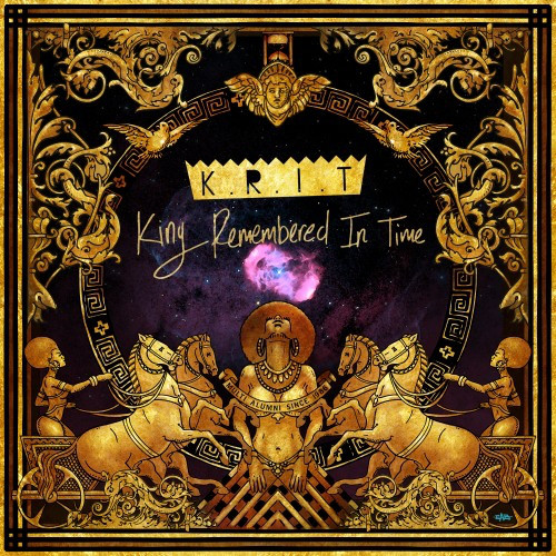 Big K.R.I.T. King Remembered In Time Vinyl