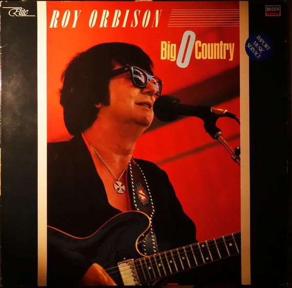 Orbison, Roy Big O Country Vinyl