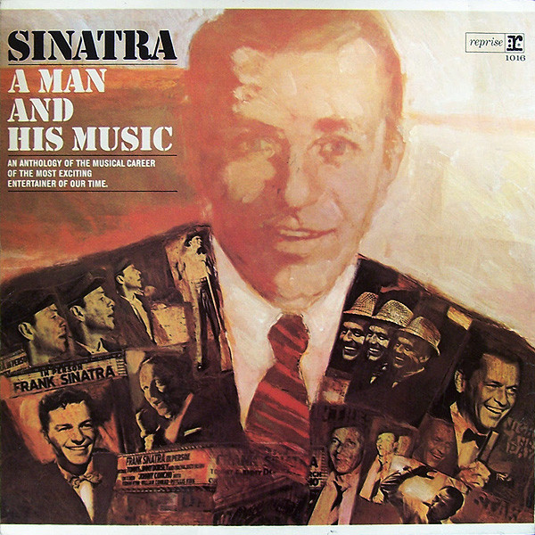 Sinatra, Frank A Man And His Music