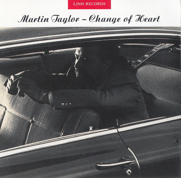 Taylor, Martin Change Of Heart Vinyl
