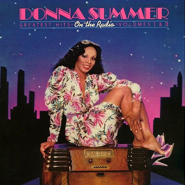 Summer, Donna On The Radio - Greatest Hits Vol 1 & 2