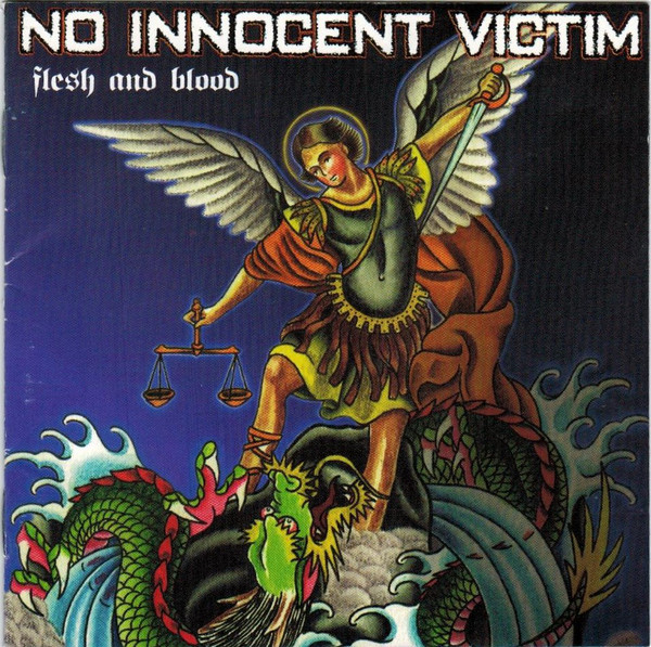 No Innocent Victim Flesh And Blood Vinyl