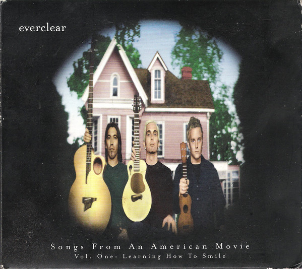 Everclear Songs From An American Movie Vol. 1: Learning How To Smile CD