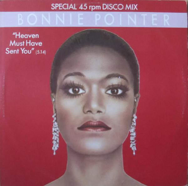 Bonnie Pointer Heaven Must Have Sent You Vinyl