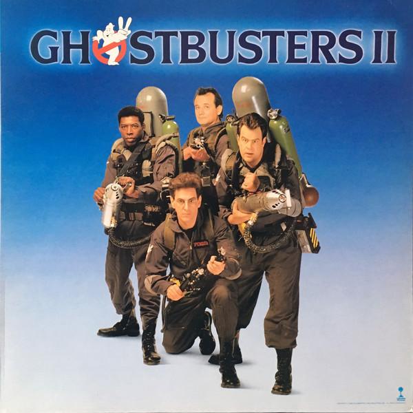 Various Ghostbusters II Vinyl
