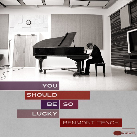 Tench, Benmont You Should Be So Lucky CD