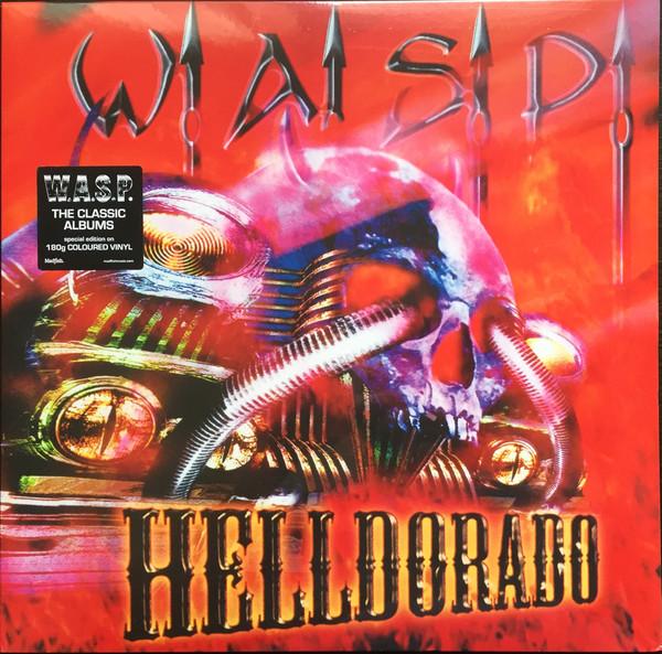 W.A.S.P. Helldorado Vinyl