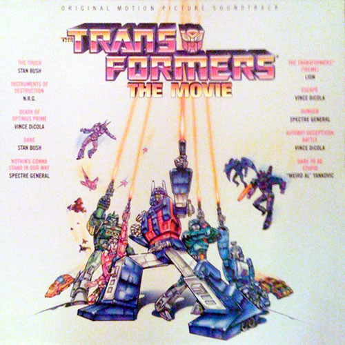 Various The Transformers®: The Movie (Original Motion Picture Soundtrack) Vinyl