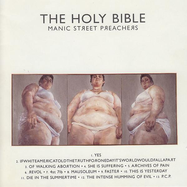 Manic Street Preachers The Holy Bible