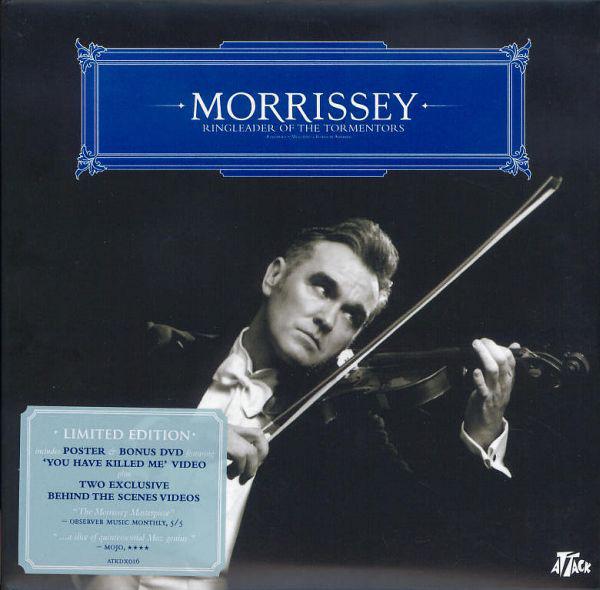 Morrissey Ringleader Of The Tormentors