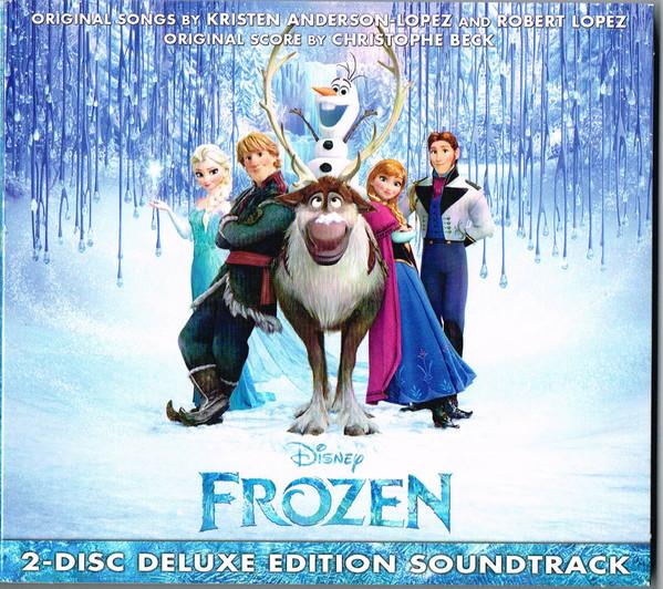 Kristen Anderson-Lopez, Robert Lopez & Christophe Beck Frozen
