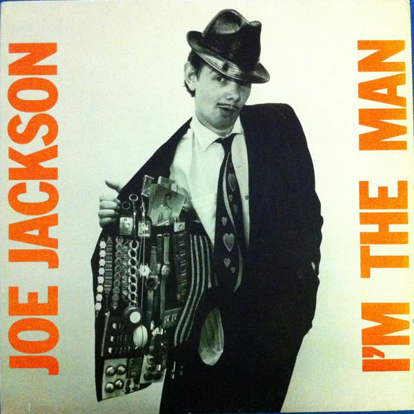 Jackson, Joe  I'm The Man Vinyl