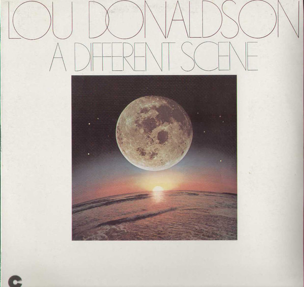 Donaldson, Lou A Different Scene