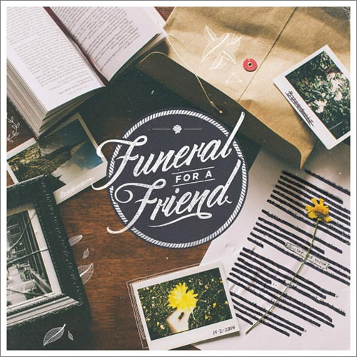 Funeral For A Friend Chapter And Verse Vinyl