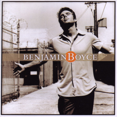 Boyce, Benjamin Benjamin Boyce CD