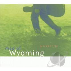Map Of Wyoming  Round Trip