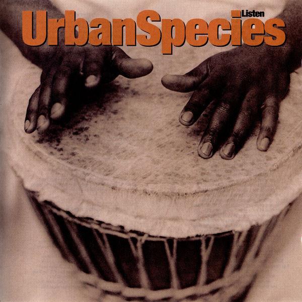 Urban Species Listen Vinyl