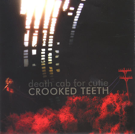 Death Cab For Cutie Crooked Teeth Vinyl