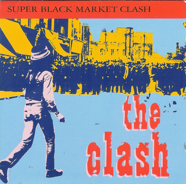 Clash (The) Super Black Market Clash CD