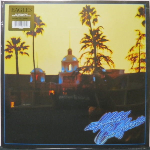 Eagles Hotel California Vinyl