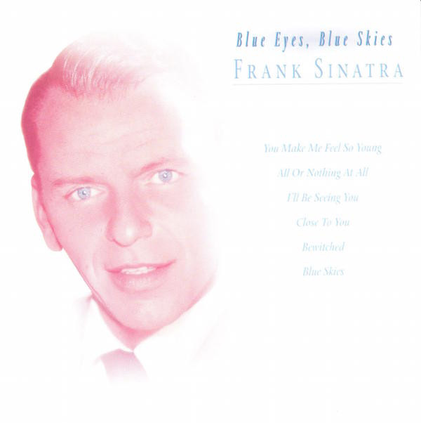 Sinatra, Frank Blue Eyes, Blue Skies Vinyl
