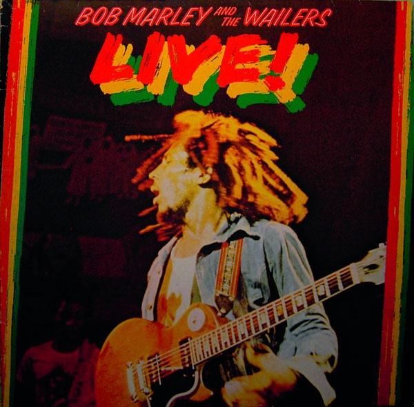Marley, Bob & The Wailers Live
