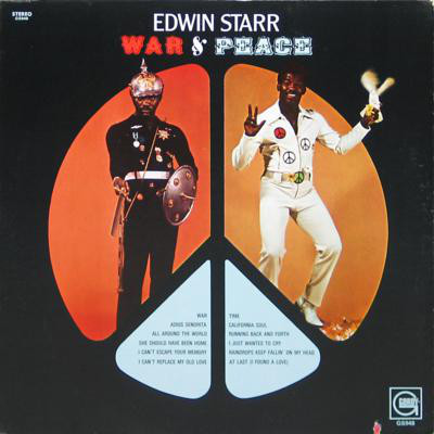 Starr, Edwin War & Peace