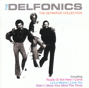 Delfonics (The) The Definitive Collection