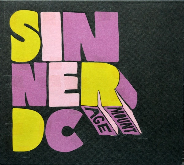 Sinner DC Mount Age CD
