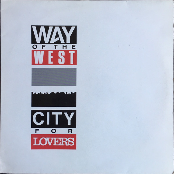 Way Of The West City For Lovers Vinyl