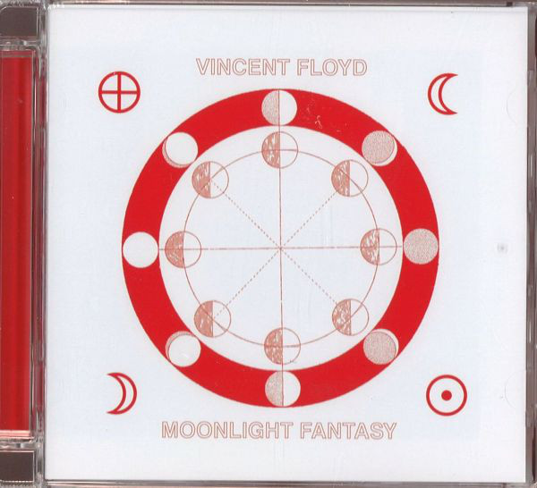 Floyd, Vincent Moonlight Fantasy CD