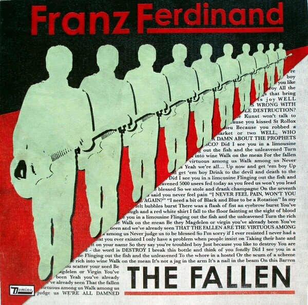 Ferdinand, Franz The Fallen Vinyl