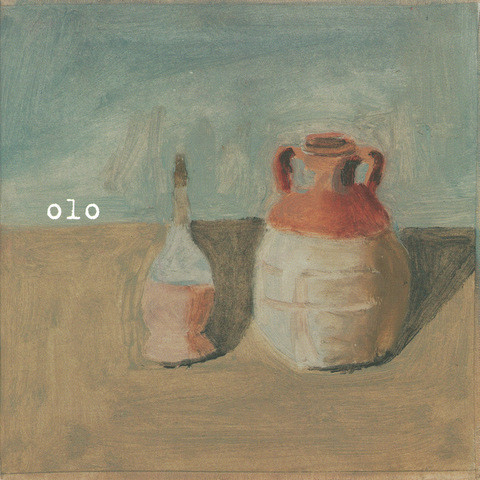 Olo Still Life Withh Peripheral Grey CD