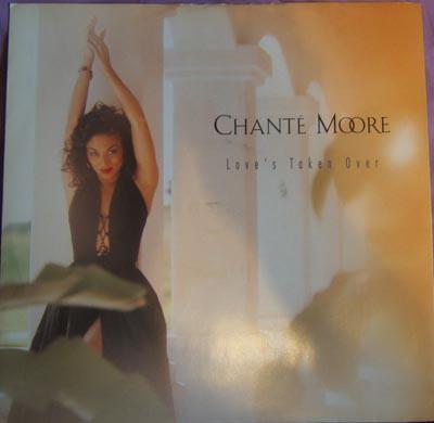 Moore, Chante Love's Taken Over Vinyl