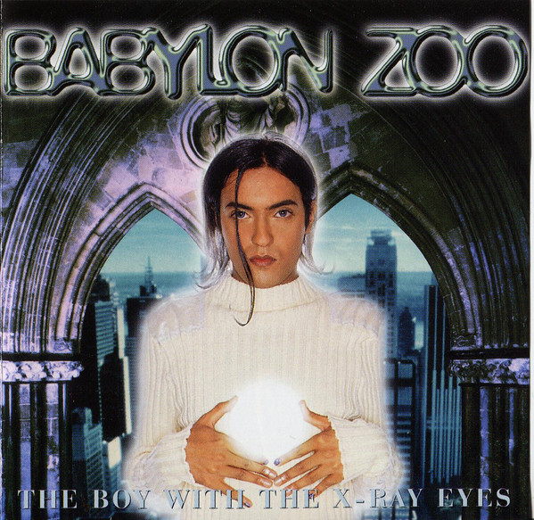 Babylon Zoo The Boy With The X Ray Eyes CD
